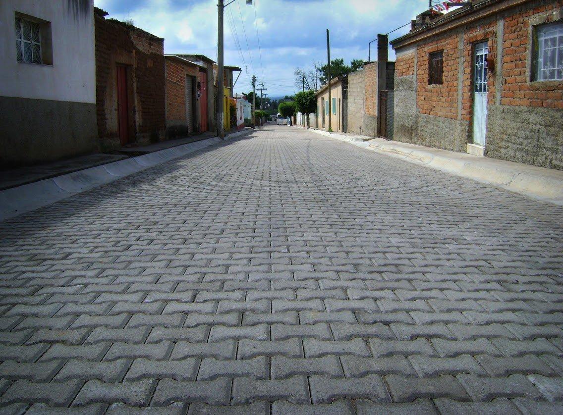 Calle adoquinada en Ixtlahuac?n de R