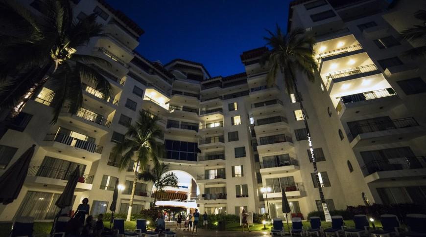 Hotel & Beach Resort VAMAR VALLARTA en Puerto Vallarta, Jalisco